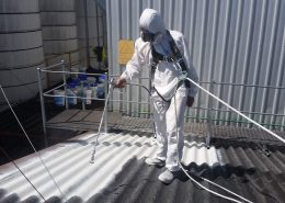 Asbestos Roof Encapsulation