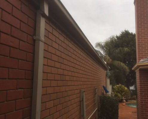 fascia and gutter replacement