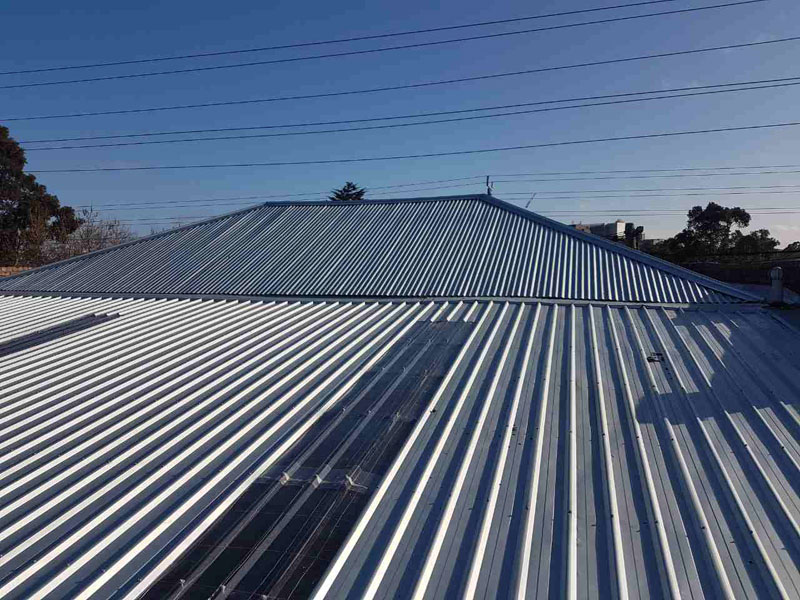 Commercial Roofing Melbourne - Roof Plumbing Company - Roof Replacement