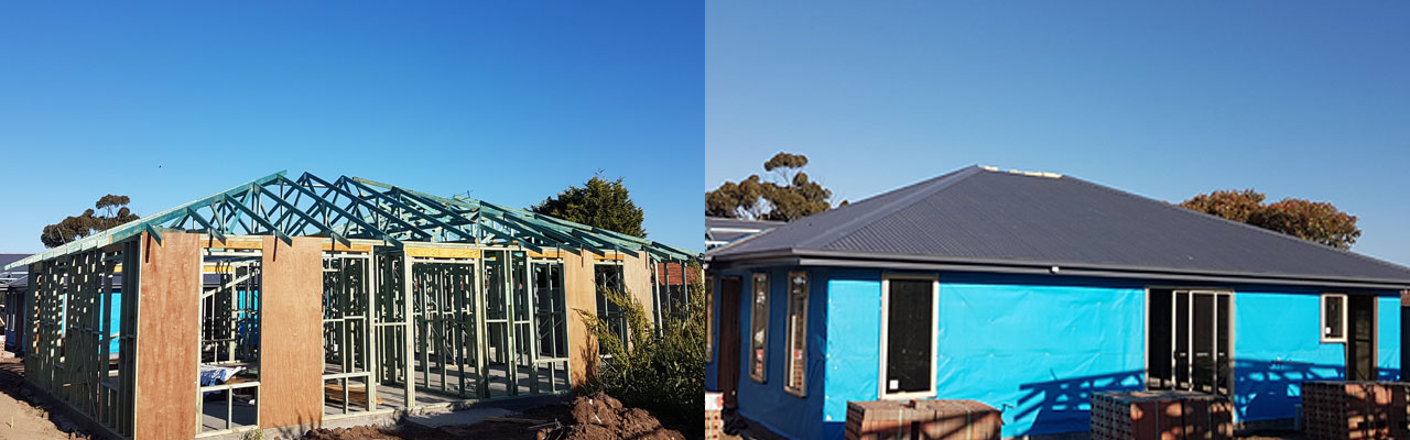 new metal roof melbourne