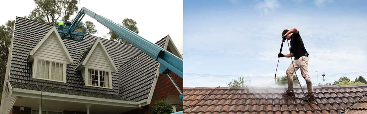 Roof Cleaning Melbourne
